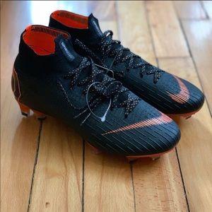 Nike Superfly 6 Elite FG Soccer Cleats, Women's 7